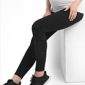 Gap Black Maternity Pure Body Full Panel Leggings